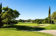 Guadalmina North  South Courses's picturesque golf course in stunning Costa Del Sol.
