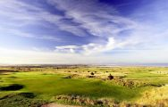 View Gullane Golf Club's scenic golf course in sensational Scotland.