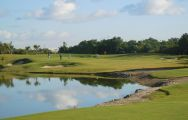 Hard Rock Golf Club at Cana Bay's picturesque golf course within gorgeous Dominican Republic.