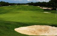 The Hard Rock Golf Club at Cana Bay's lovely golf course within magnificent Dominican Republic.