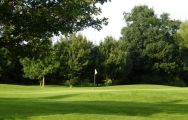 View Horsley Lodge Golf Club's picturesque golf course within dazzling Derbyshire.
