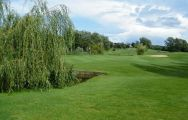 The Horsley Lodge Golf Club's beautiful golf course within amazing Derbyshire.