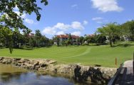 Laem Chabang International Country Club's beautiful golf course situated in spectacular Pattaya.
