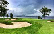 View Loch Lomond Golf Club's scenic golf course within stunning Scotland.