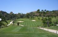 Los Arqueros Golf Course's beautiful golf course within pleasing Costa Del Sol.
