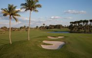 The Lost City Golf Course's impressive golf course situated in astounding South Africa.