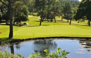 The Ponte de Lima Golf Course's lovely golf course within fantastic Porto.