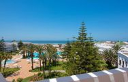 View Iberostar Founty Beach hotel's beautiful sea view situated in marvelous Morocco.