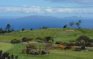 The Santo da Serra Golf Club's lovely golf course within magnificent Madeira.