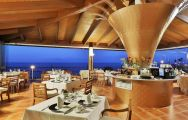 The Iberostar Selection Anthelia's picturesque restaurant in stunning Tenerife.
