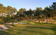View Troia Golf's picturesque golf course in pleasing Lisbon.