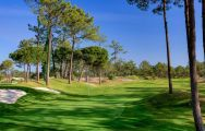 Troia Golf's impressive golf course in sensational Lisbon.