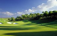 The Monte Rei Golf  Country Club's beautiful golf course within pleasing Algarve.