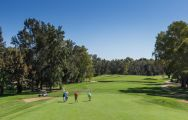 The Penina Resort Course's impressive golf course situated in sensational Algarve.