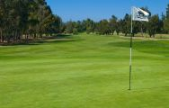 The Penina Resort Course's impressive golf course in incredible Algarve.
