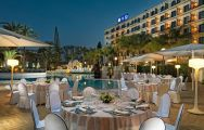 All The H10 Andalucia Plaza Hotel's beautiful restaurant within marvelous Costa Del Sol.
