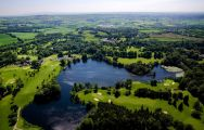 Malone Golf Club's impressive golf course situated in stunning Northern Ireland.