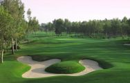 View Antalya Golf Club Sultan Course's lovely golf course within spectacular Belek.