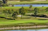 The Sherry Golf Jerez's scenic golf course in vibrant Costa de la Luz.