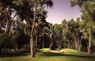 View Royal Golf Marrakech's impressive golf course situated in dazzling Morocco.
