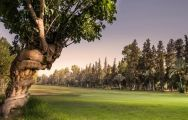 View Royal Golf Marrakech's beautiful golf course within spectacular Morocco.