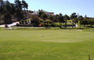 The Baviera Golf's picturesque golf course situated in incredible Costa Del Sol.