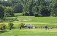 View Dunkirk Golf Blue Green's picturesque golf course within dazzling Bruges  Ypres.