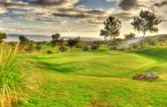 View Korineum Golf  Country Club's scenic golf course in vibrant Northern Cyprus.