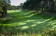 The Hardelot Les Dunes's scenic golf course in gorgeous Northern France.