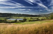 The Twenty Ten Course at Celtic Manor Resort's scenic golf course situated in gorgeous Wales.