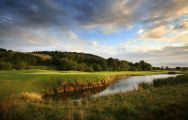 The Twenty Ten Course at Celtic Manor Resort's scenic golf course in gorgeous Wales.
