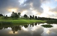 The Twenty Ten Course at Celtic Manor Resort's beautiful golf course within marvelous Wales.