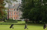 The Golf  Country Club Oudenaarde The Kasteel's lovely golf course within fantastic Bruges  Ypres.
