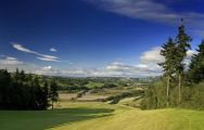 View The Montgomerie Course at Celtic Manor Resort's lovely golf course in brilliant Wales.