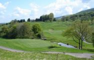 The Montgomerie Course at Celtic Manor Resort's impressive golf course in incredible Wales.