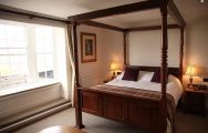 The Ship Hotel Bedroom