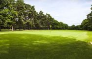 View Golf du Sart's picturesque golf course in astounding Northern France.