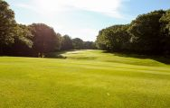 Golf du Sart consists of lots of the finest golf course near Northern France