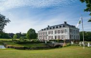 Golf du Sart hosts some of the finest golf course within Northern France