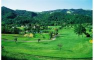 All The Salsomaggiore Golf & Thermae's scenic golf course within breathtaking Northern Italy.