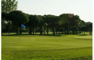 The Adriatic Golf Club Cervia's impressive golf course within astounding Northern Italy.