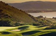 View Argentario Golf Club's lovely golf course in vibrant Tuscany.