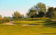 Rivieragolf consists of lots of the premiere golf course around Northern Italy