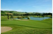 The Golf Club Le Fonti's scenic golf course in sensational Northern Italy.
