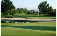 All The Modena Golf & Country Club's impressive golf course in faultless Northern Italy.