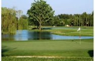 All The Modena Golf & Country Club's beautiful golf course in incredible Northern Italy.