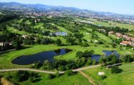 All The Modena Golf & Country Club's picturesque golf course situated in sensational Northern Italy.