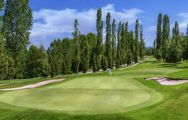 View Golf Club Bologna's beautiful golf course within gorgeous Northern Italy.