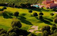 View Il Picciolo Golf Club's impressive golf course situated in dazzling Sicily.