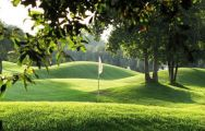Il Picciolo Golf Club offers some of the most desirable golf course near Sicily